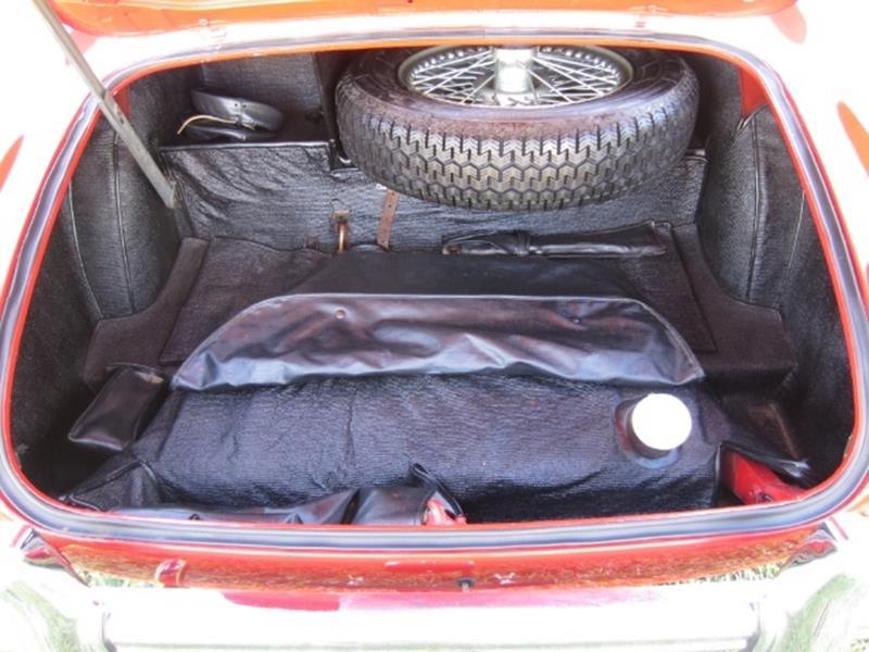 1955 Austin-Healey 100/4 12