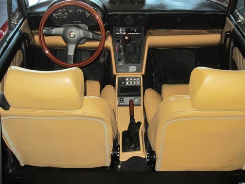 1991 Alfa Romeo Spider 6