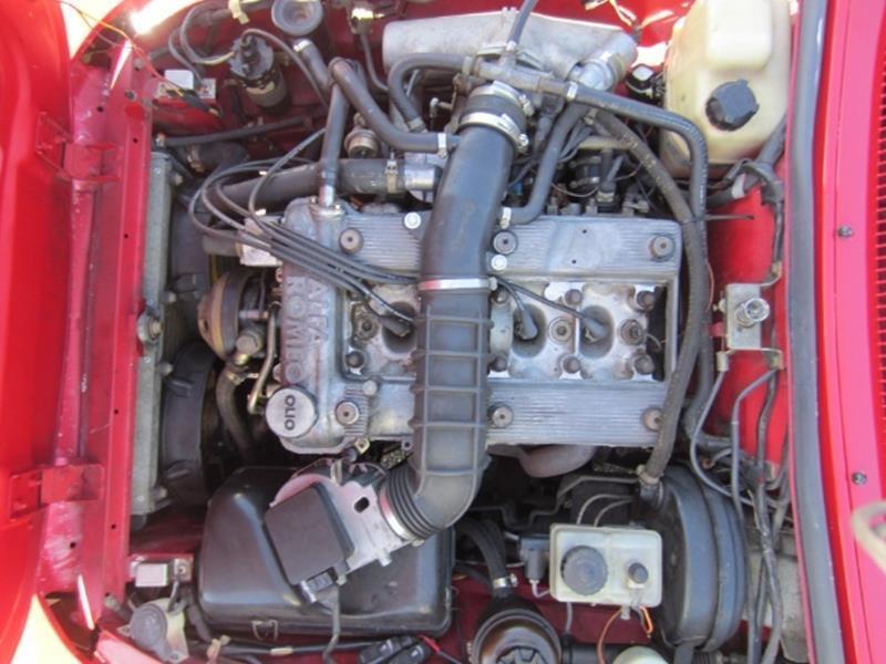 1991 Alfa Romeo Spider 15