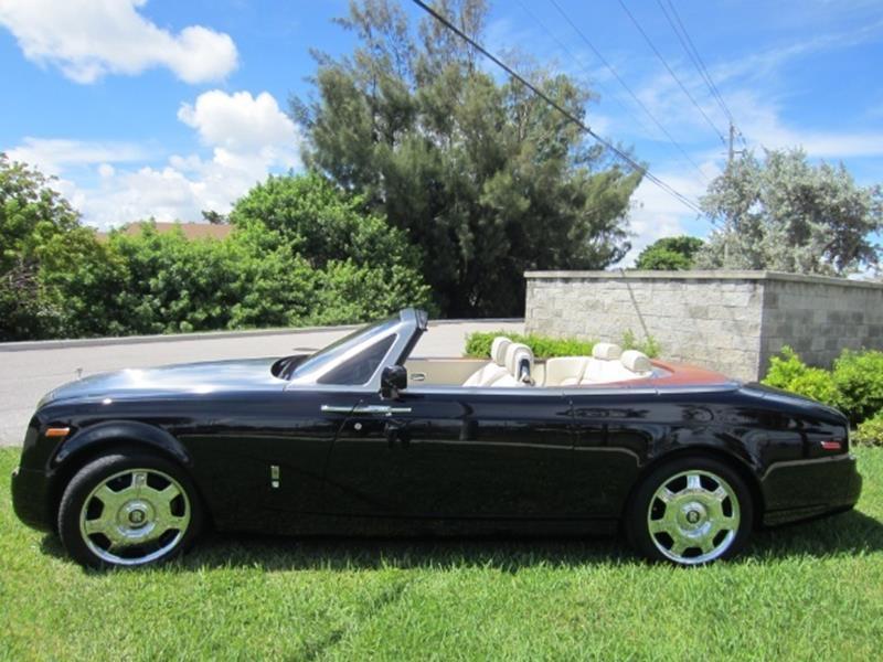 2008 Rolls-Royce Phantom Drophead Coupe 1