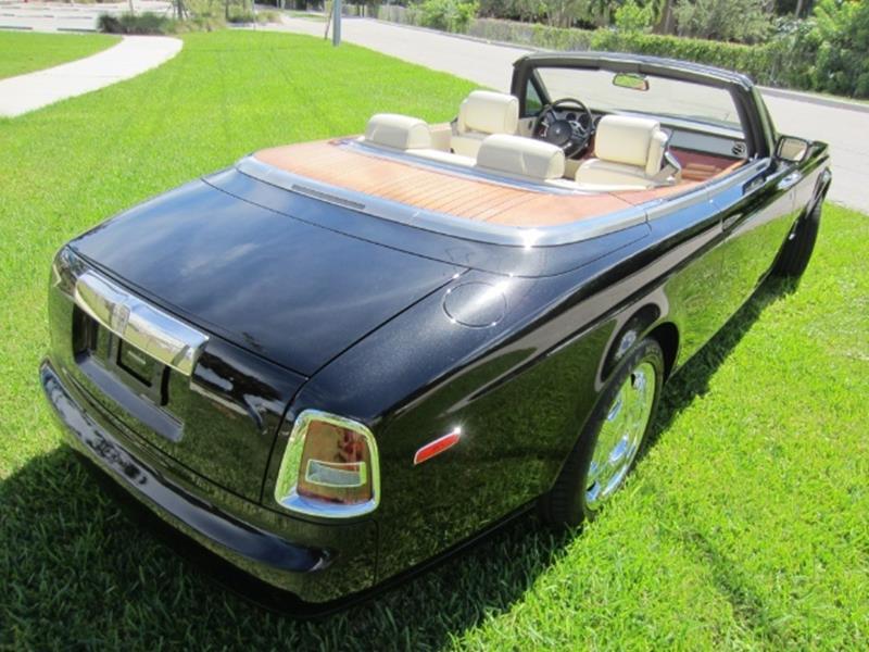 2008 Rolls-Royce Phantom Drophead Coupe 4