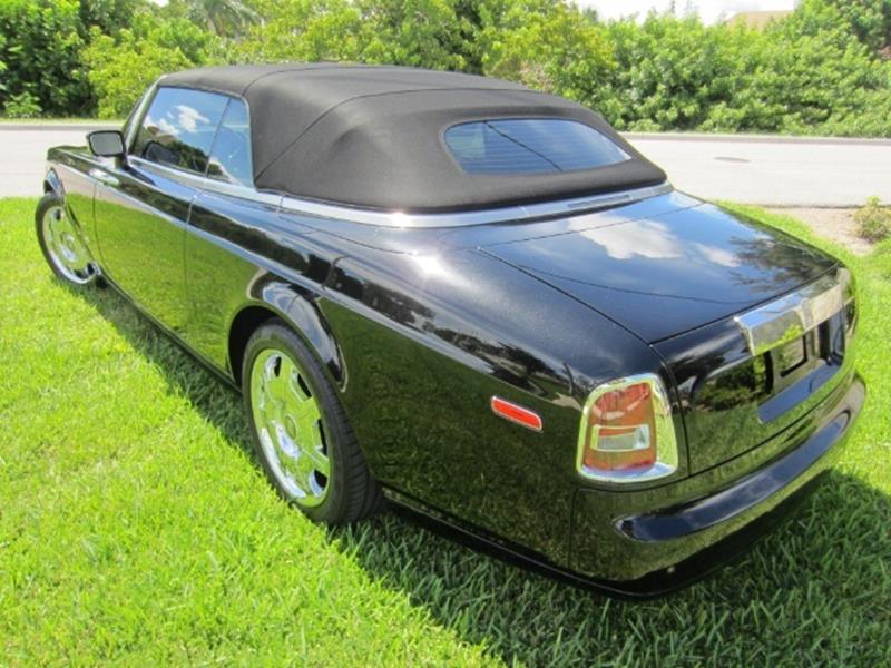 2008 Rolls-Royce Phantom Drophead Coupe 26