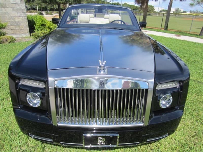 2008 Rolls-Royce Phantom Drophead Coupe 20