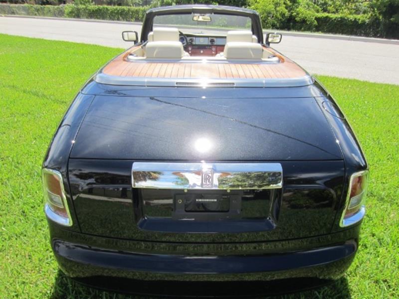 2008 Rolls-Royce Phantom Drophead Coupe 19