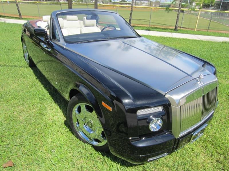 2008 Rolls-Royce Phantom Drophead Coupe 3