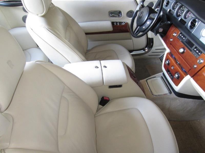 2008 Rolls-Royce Phantom Drophead Coupe 7