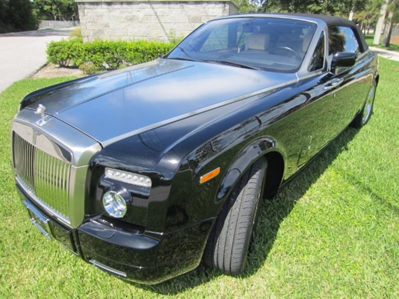 2008 Rolls-Royce Phantom Drophead Coupe 23