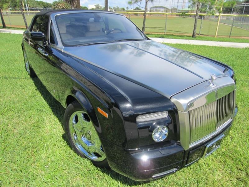 2008 Rolls-Royce Phantom Drophead Coupe 24