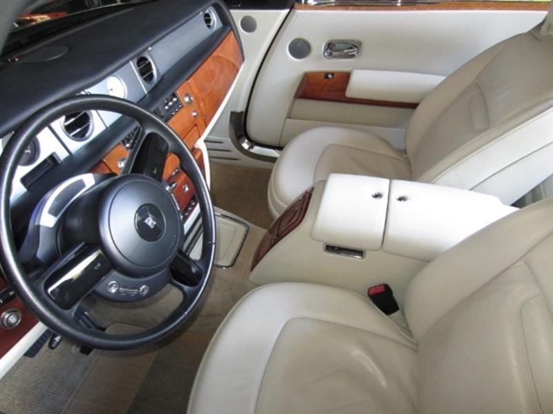 2008 Rolls-Royce Phantom Drophead Coupe 13