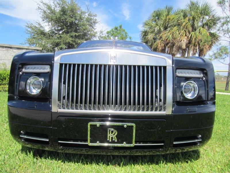 2008 Rolls-Royce Phantom Drophead Coupe 22