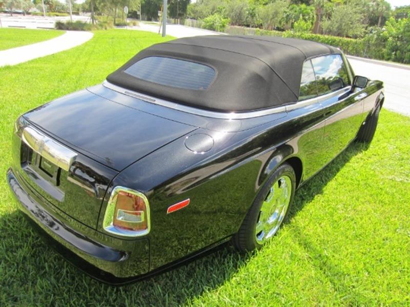 2008 Rolls-Royce Phantom Drophead Coupe 25