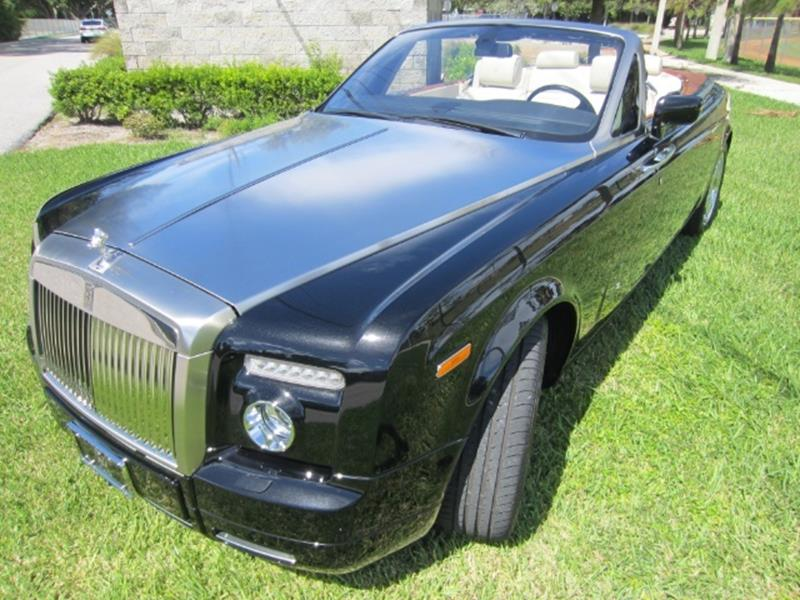 2008 Rolls-Royce Phantom Drophead Coupe 2