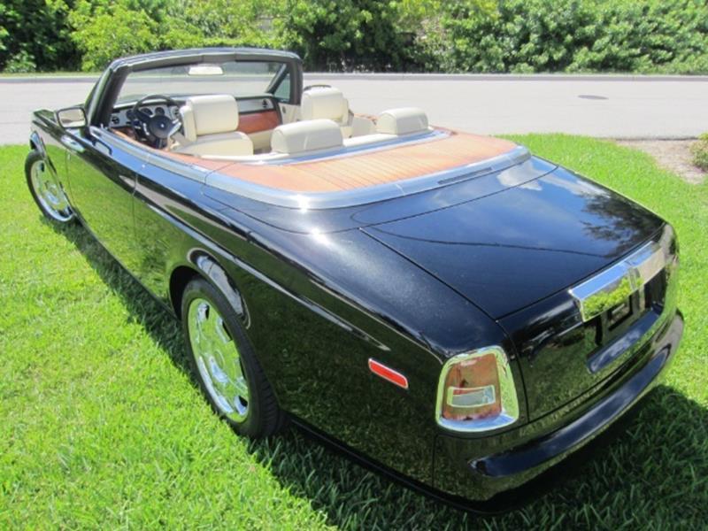 2008 Rolls-Royce Phantom Drophead Coupe 14