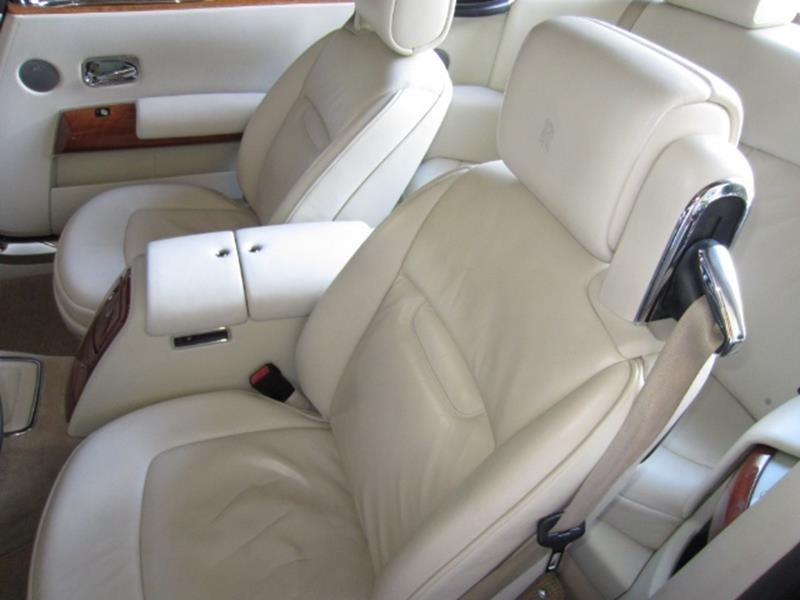 2008 Rolls-Royce Phantom Drophead Coupe 10