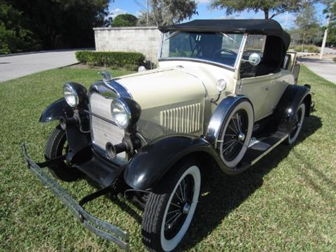 1980 Ford Model A for sale in Delray Beach, FL