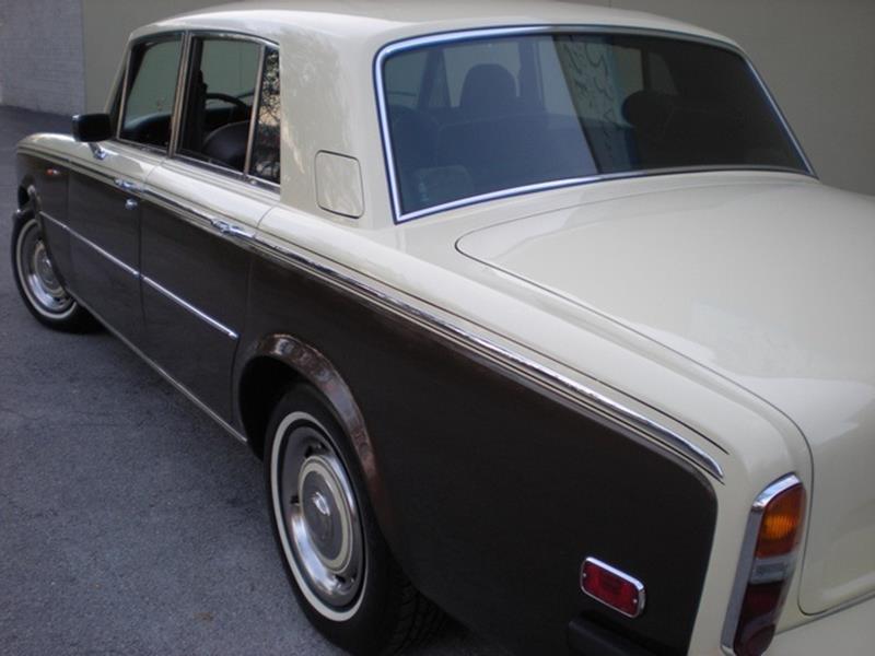 1976 Rolls-Royce Silver Shadow 12