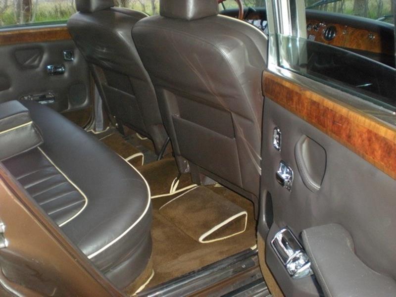 1976 Rolls-Royce Silver Shadow 7