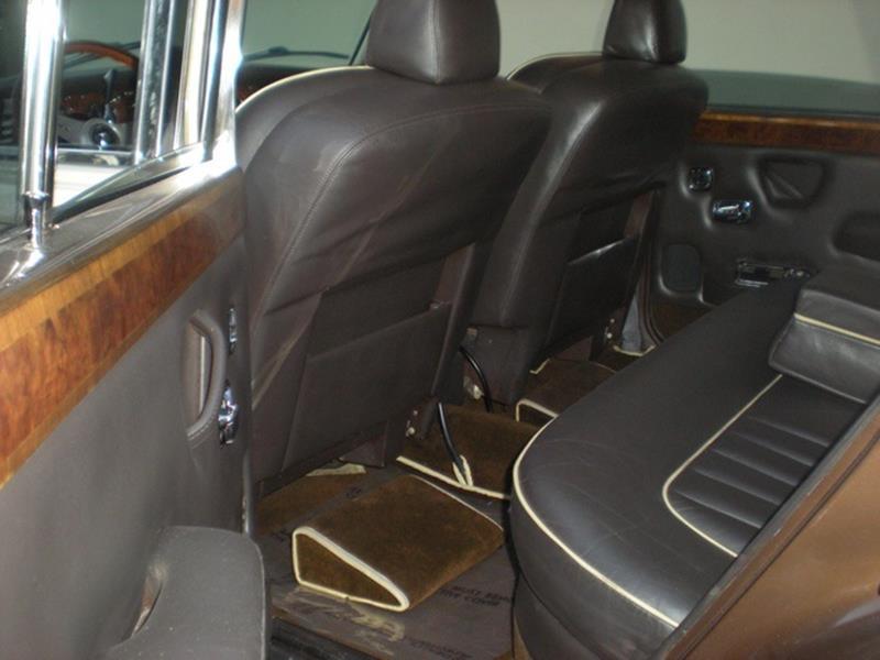 1976 Rolls-Royce Silver Shadow 8