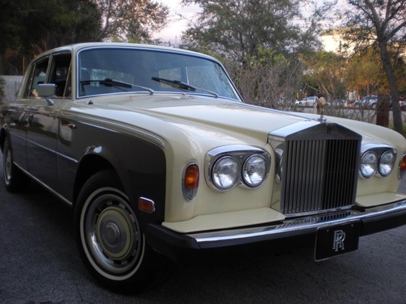 1976 Rolls-Royce Silver Shadow 2