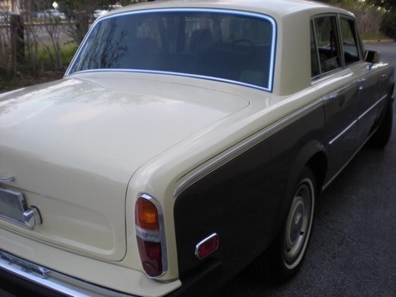 1976 Rolls-Royce Silver Shadow 3