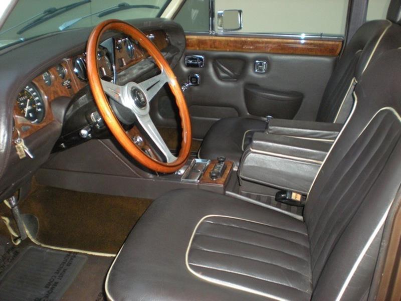 1976 Rolls-Royce Silver Shadow 10