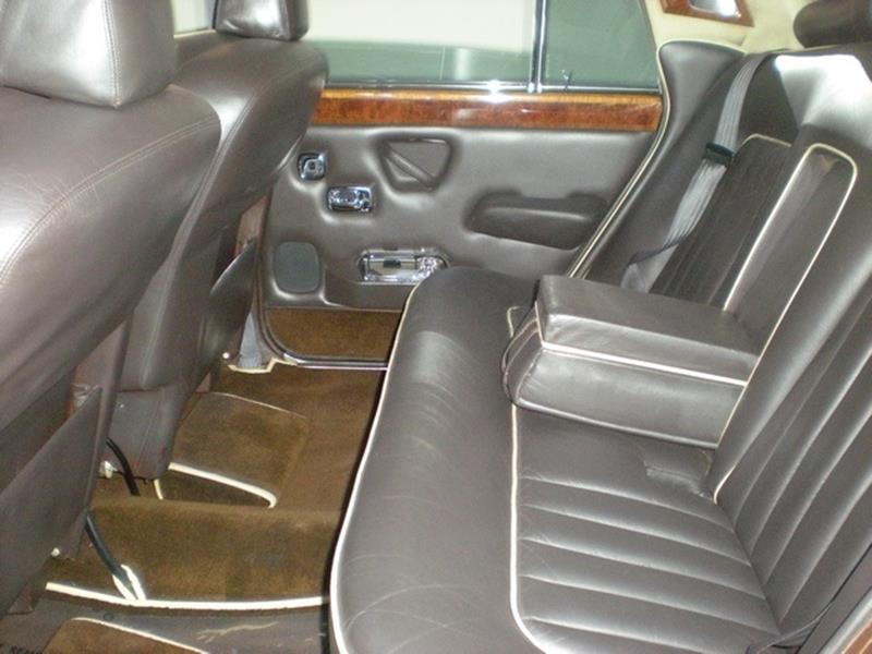 1976 Rolls-Royce Silver Shadow 9