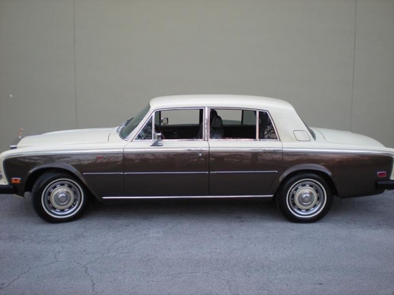 1976 Rolls-Royce Silver Shadow 15