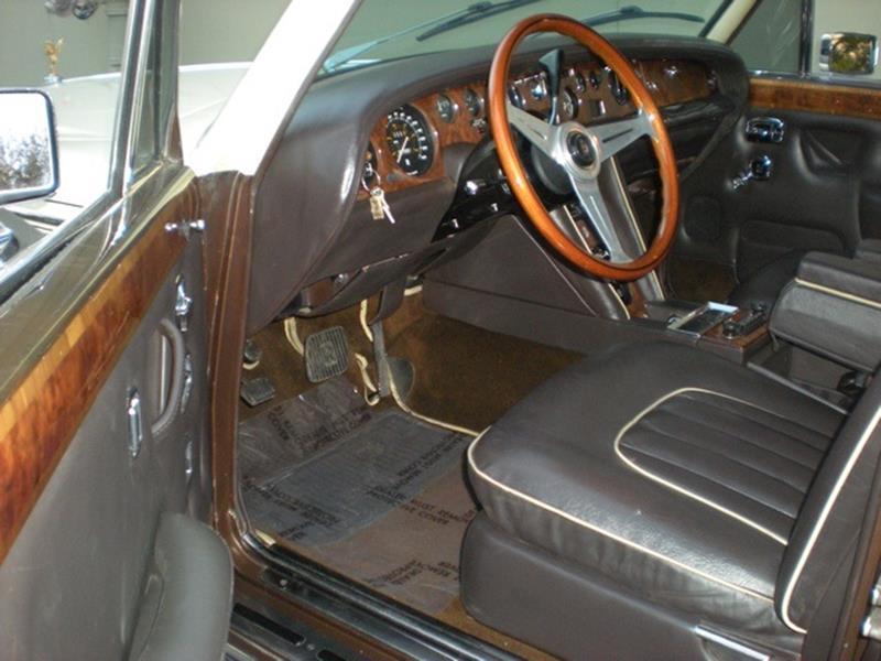 1976 Rolls-Royce Silver Shadow 11