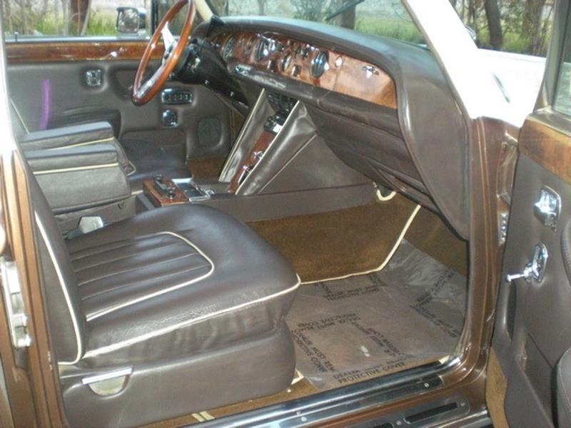 1976 Rolls-Royce Silver Shadow 4