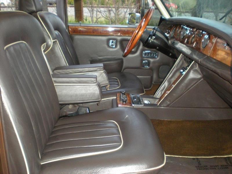 1976 Rolls-Royce Silver Shadow 5