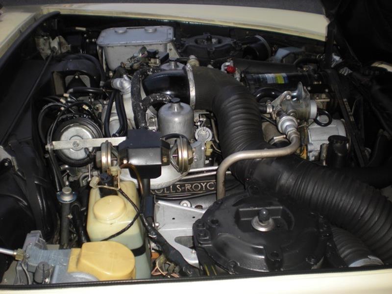 1976 Rolls-Royce Silver Shadow 14