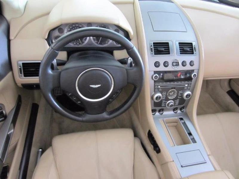 2009 Aston Martin DB9 7