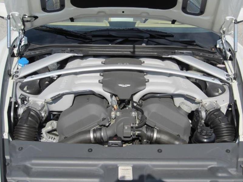 2009 Aston Martin DB9 14