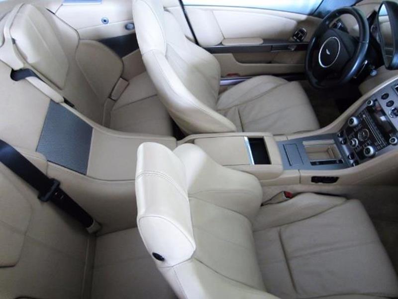 2009 Aston Martin DB9 5