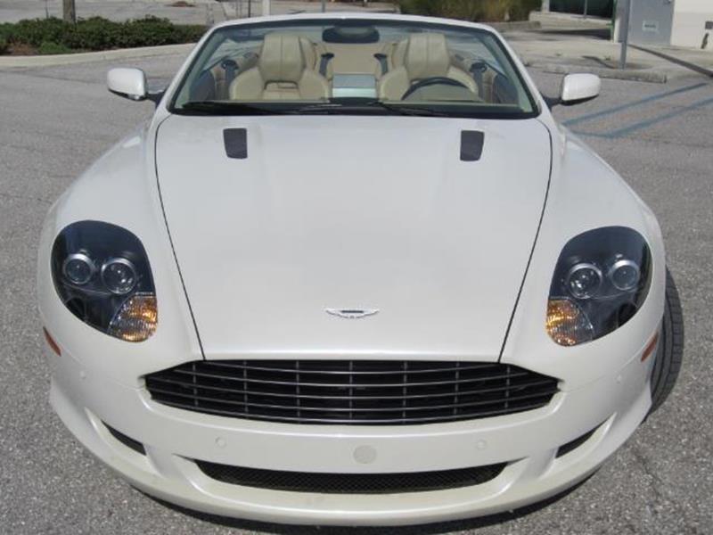2009 Aston Martin DB9 15