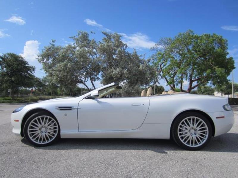 2009 Aston Martin DB9 1