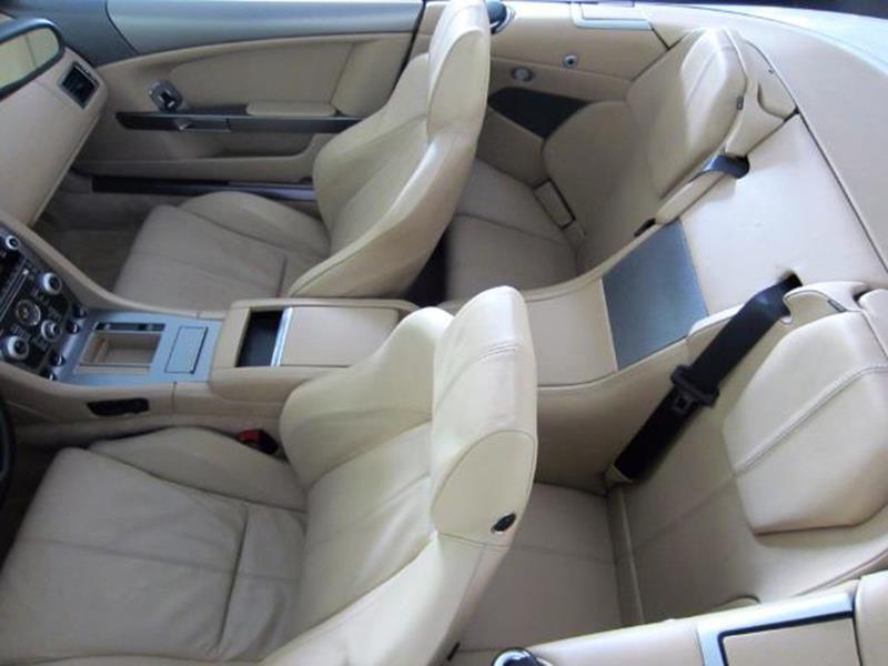 2009 Aston Martin DB9 8