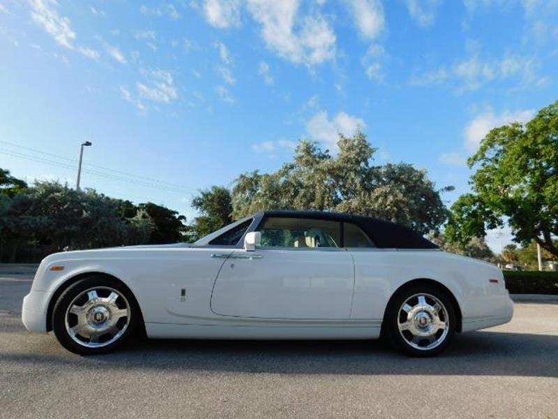 2009 Rolls-Royce Phantom Drophead Coupe 23