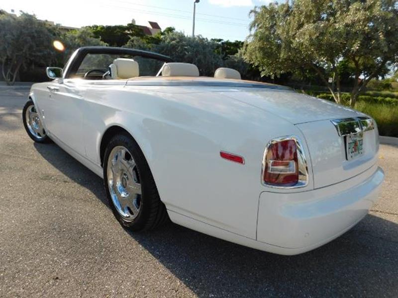 2009 Rolls-Royce Phantom Drophead Coupe 12