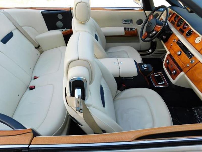 2009 Rolls-Royce Phantom Drophead Coupe 7
