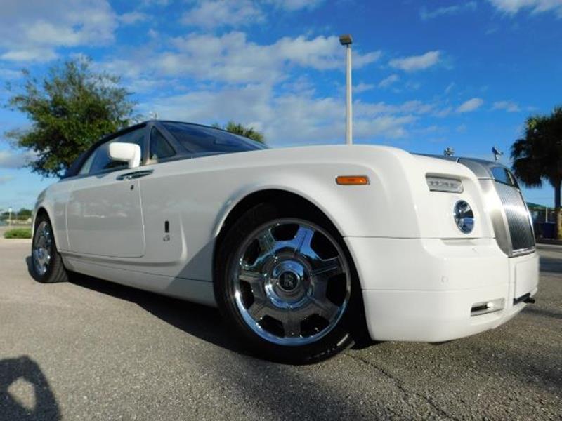 2009 Rolls-Royce Phantom Drophead Coupe 20