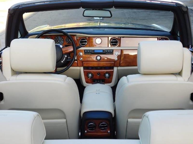 2009 Rolls-Royce Phantom Drophead Coupe 8
