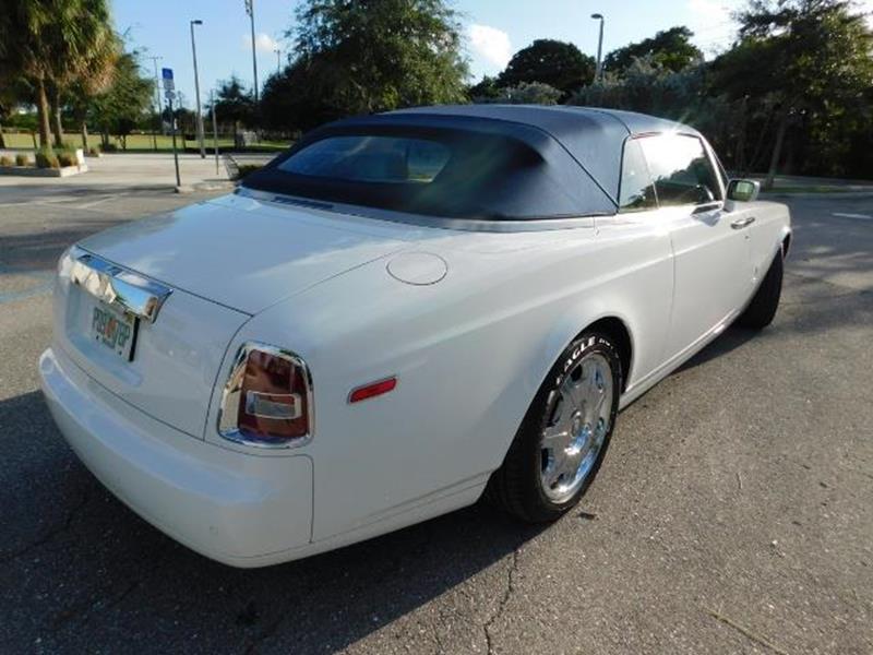 2009 Rolls-Royce Phantom Drophead Coupe 21