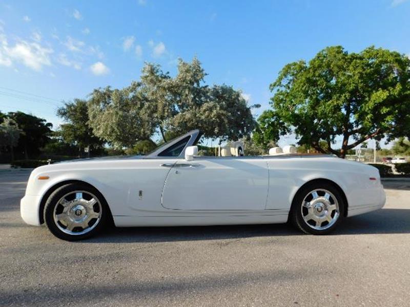 2009 Rolls-Royce Phantom Drophead Coupe 1