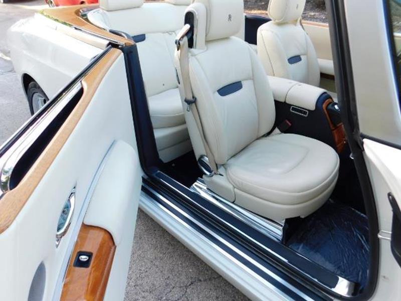 2009 Rolls-Royce Phantom Drophead Coupe 5