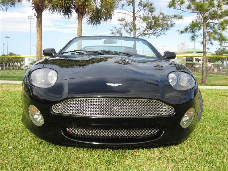 2001 Aston Martin DB7 16