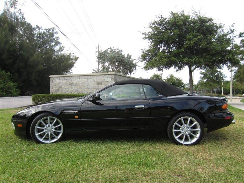 2001 Aston Martin DB7 23
