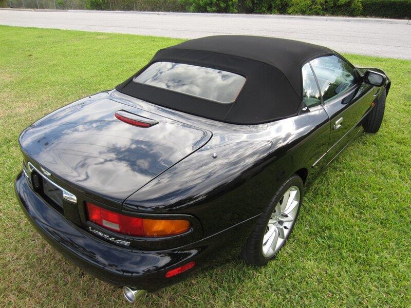 2001 Aston Martin DB7 21
