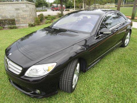 2008 Mercedes-Benz CL-Class for sale in Delray Beach, FL