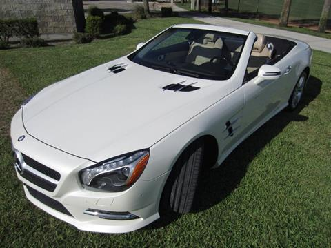 2014 Mercedes-Benz SL-Class for sale in Delray Beach, FL